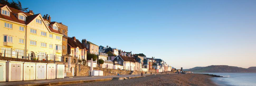 Lyme Regis, England, Storbritannien