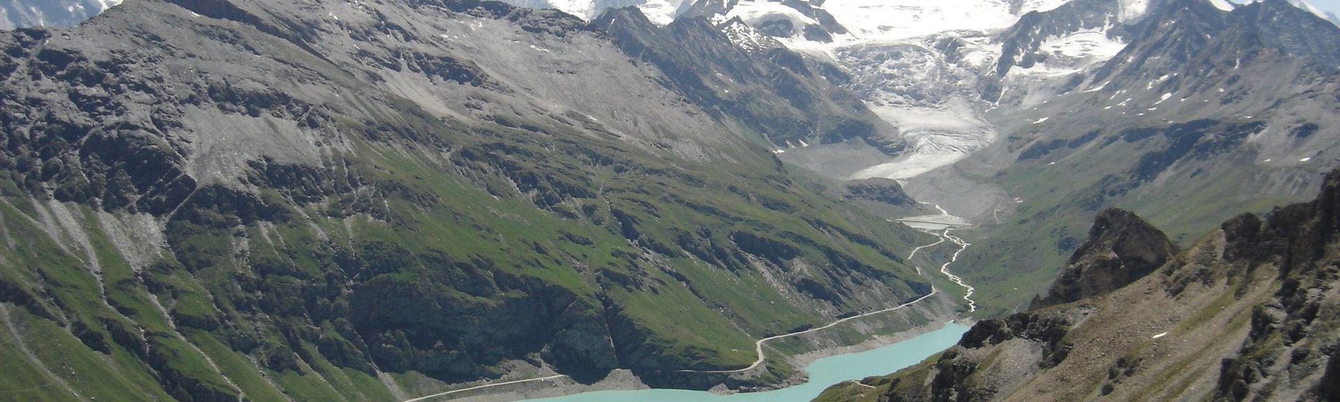 Saint-Luc, Valais, Suisse
