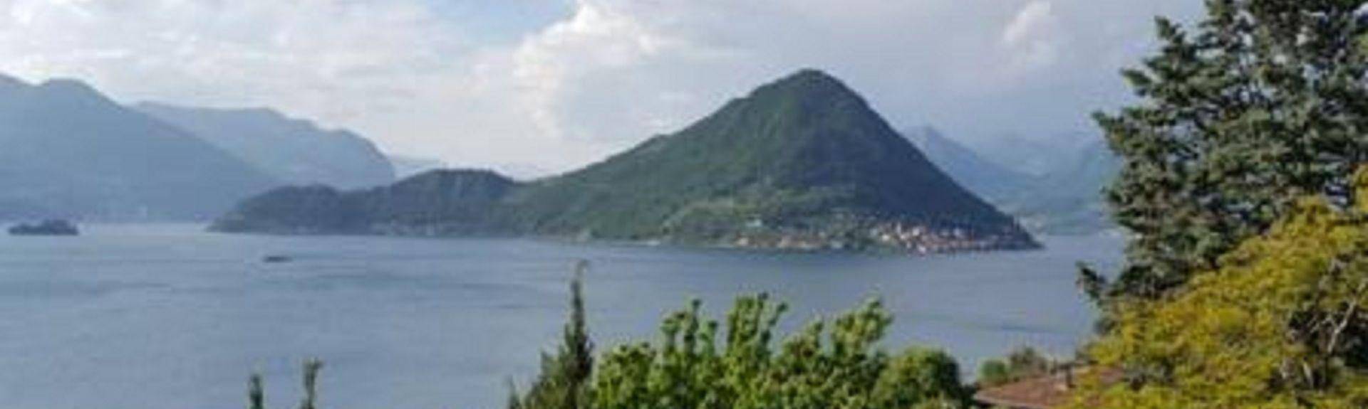 Provaglio d'Iseo, Lombardei, Italien