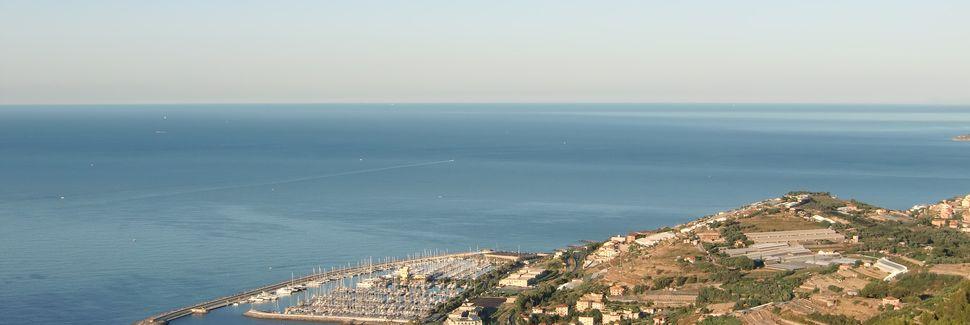 Marina di Alassio, Alassio, Liguria, Italia