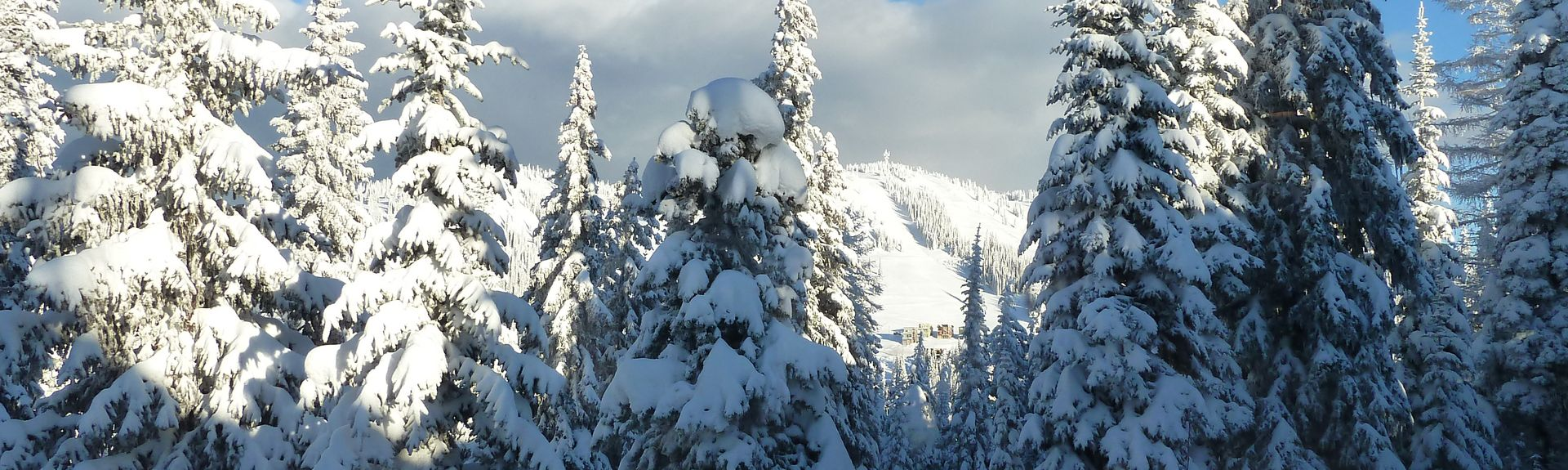 Silver Star Mountain Resort, Silver Star Mountain, British Columbia, Canadá