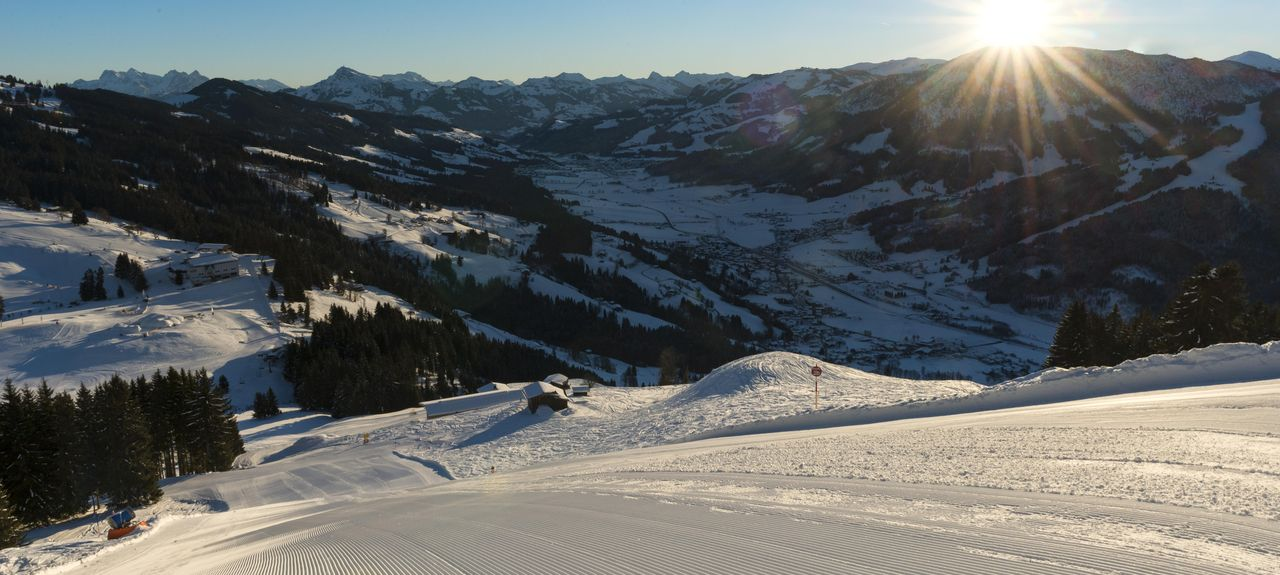 Wilder Kaiser - Brixental, Tyrol, Østrig