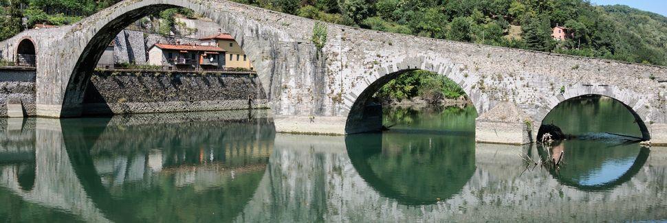 Viareggio Torre del Lago Puccinin asema, Viareggio, Toscana, Italia