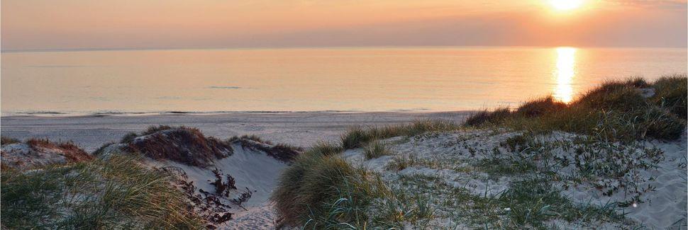 Vejers Strand, Syddanmark, Dänemark
