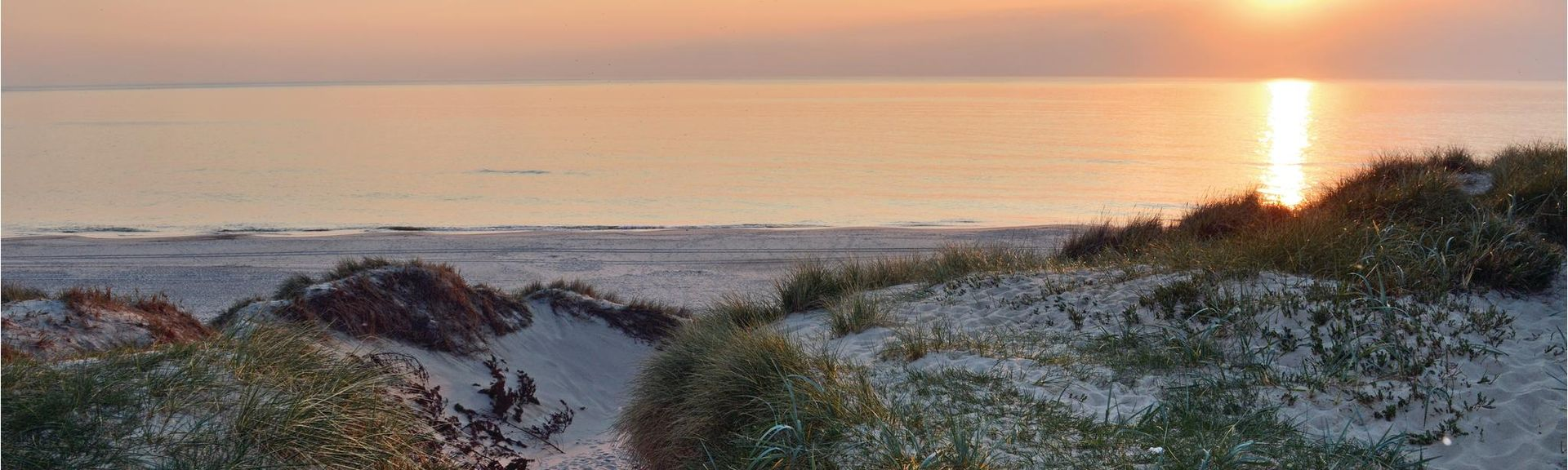 Vejers Strand, Syddanmark, Denmark