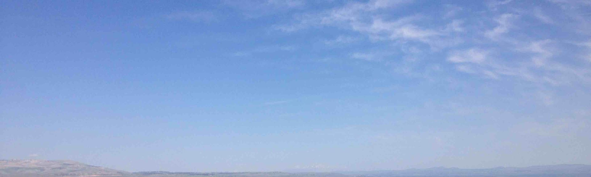 Sea of Galilee, Northern District, Israel