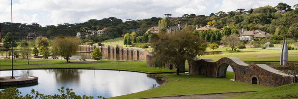 Canela, Río Grande del Sur, Brasil