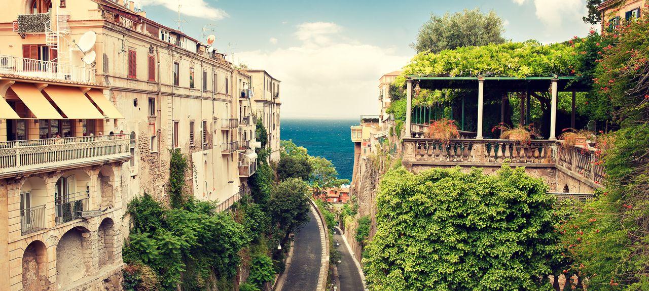 Sorrento Peninsula, Italy