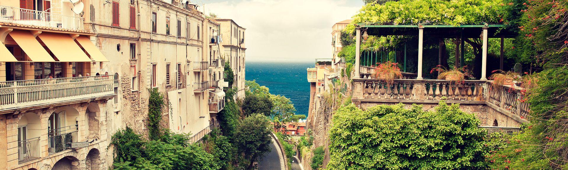 Półwysep Sorrentyński, Kampania, Włochy