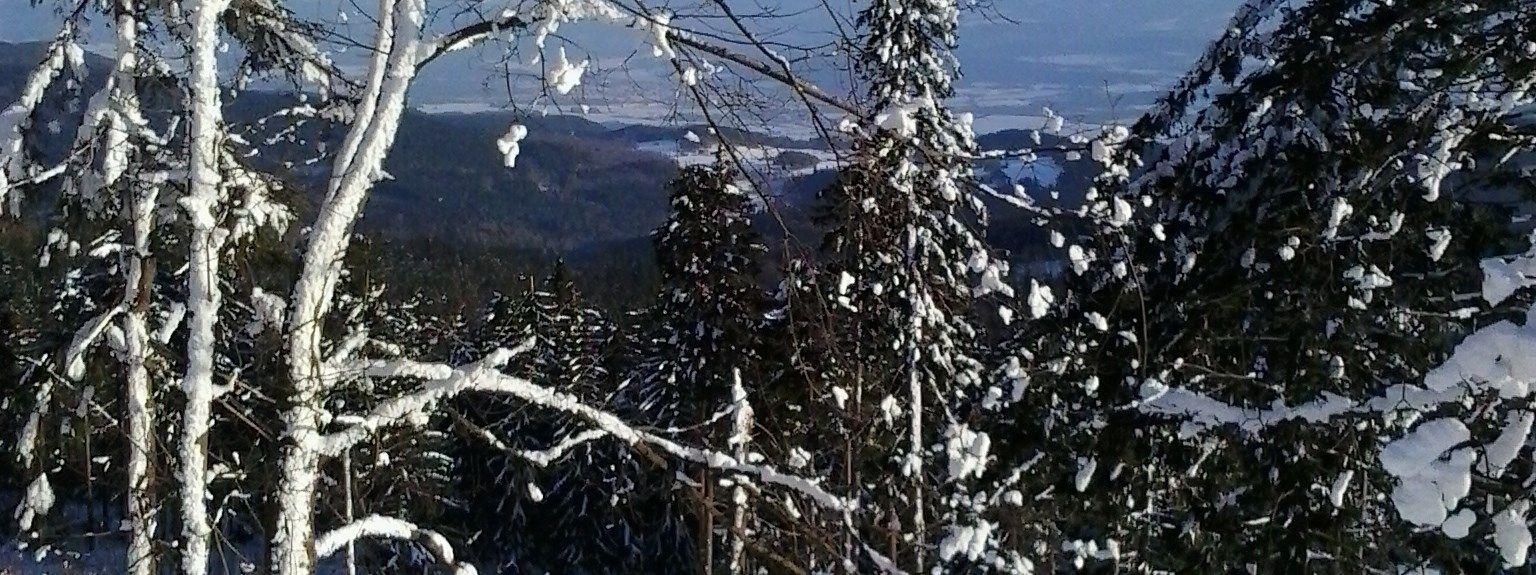 Centre de ski Novako, Boží Dar, Région de Karlovy Vary, Tchèque