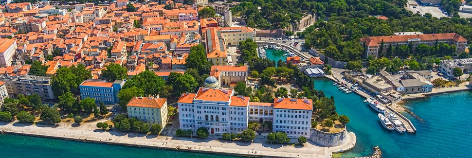 Zadar, Zadarin piirikunta, Kroatia