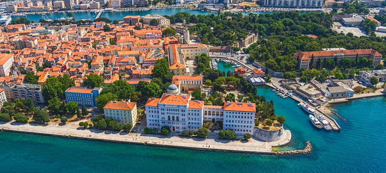 Zadar, Zadar, Kroatië