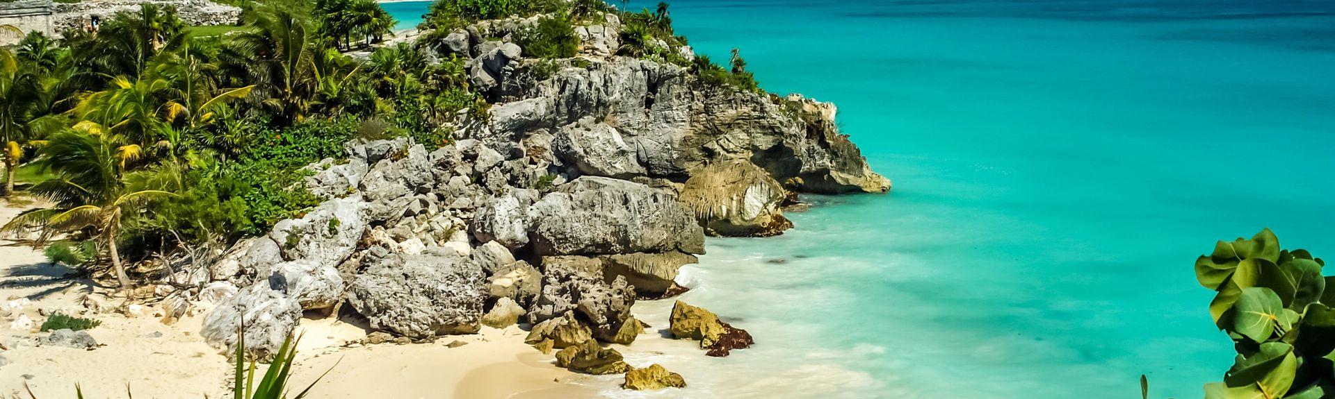 Zazil-ha, Playa del Carmen, Quintana Roo, Mexiko