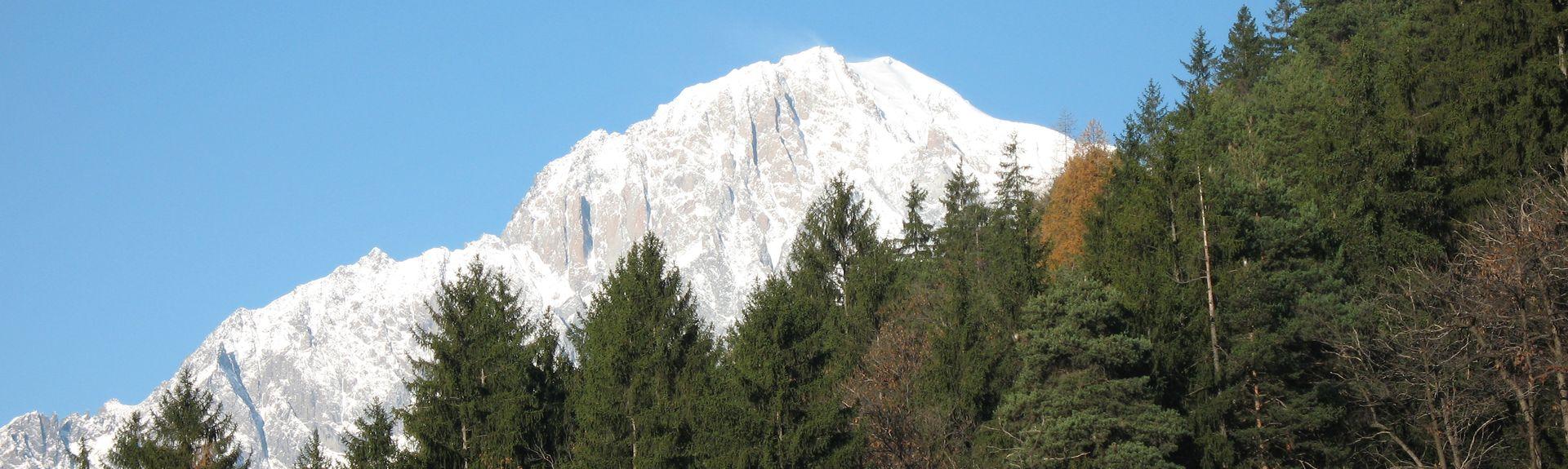 Champoluc, Ayas, Valle d'Aosta, Italy