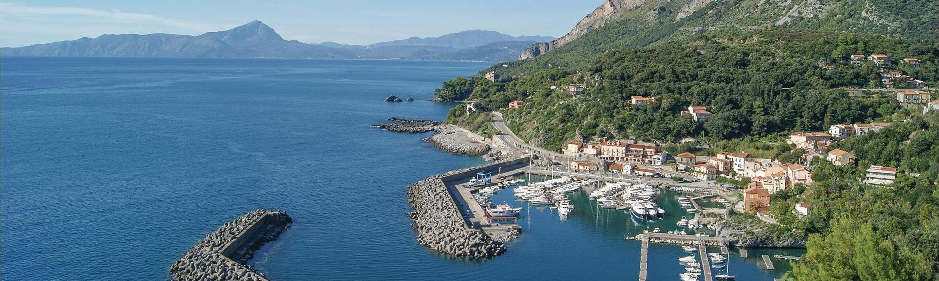 Villammare, Salerno, Campania, Italy