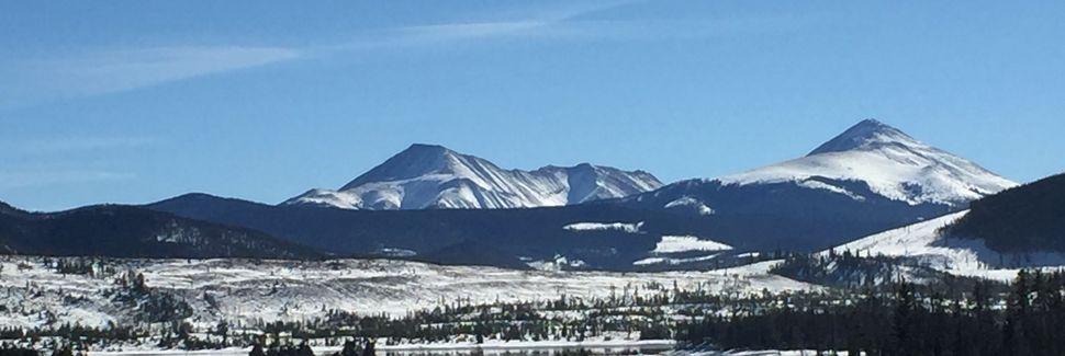 Vail Nordic Center (Skigebiet), Vail, Colorado, Vereinigte Staaten