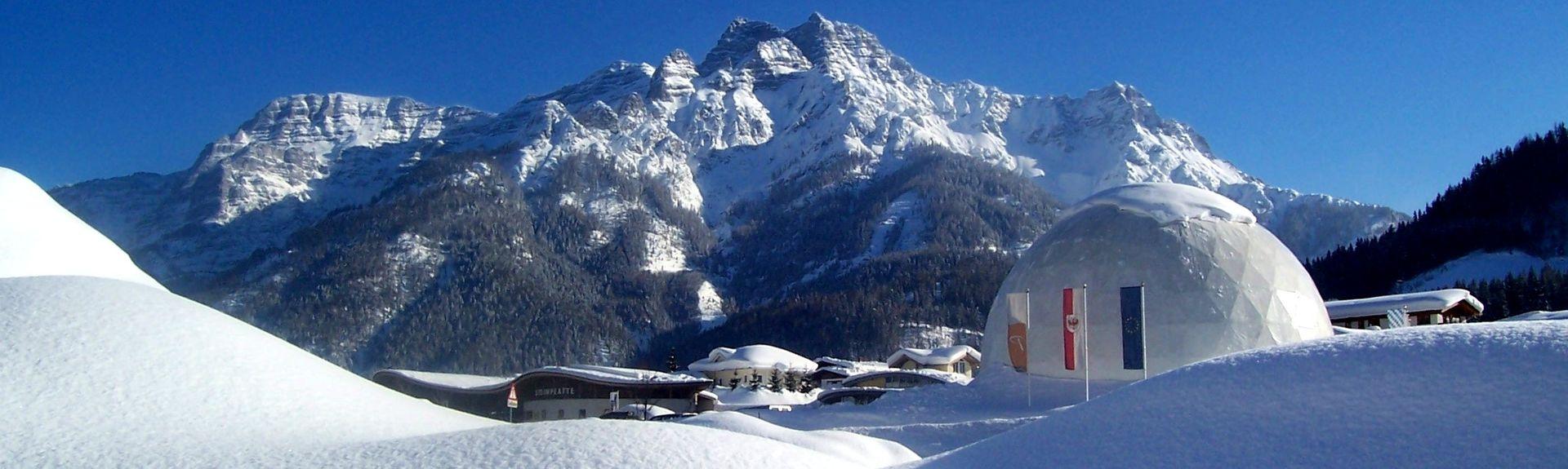 Sankt Jakob in Haus, Tirol, Österreich