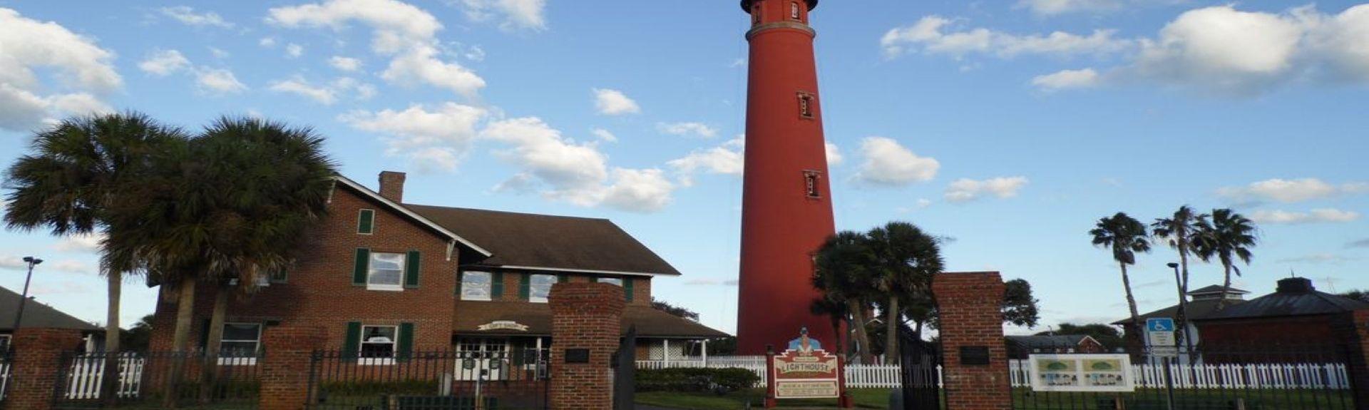 Callalisa Park, New Smyrna Beach, Florida, Verenigde Staten