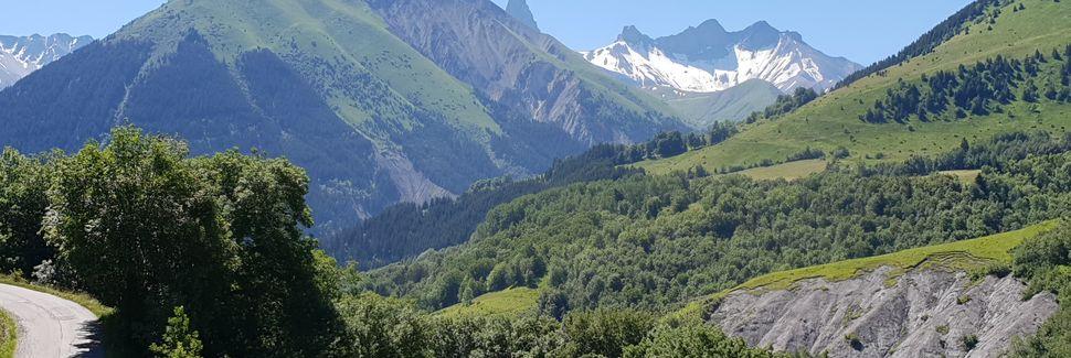 Fontcouverte-la-Toussuire, Auvergne-Rhône-Alpes, France