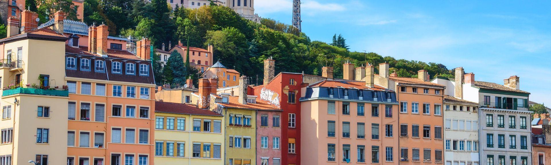 Auvergne-Rhône-Alpes, Ranska