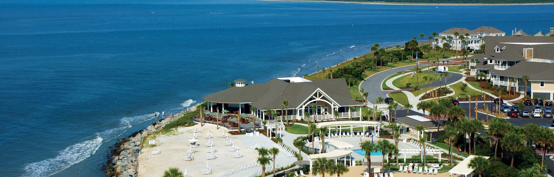 Sealoft Villas, Seabrook Island, SC, USA