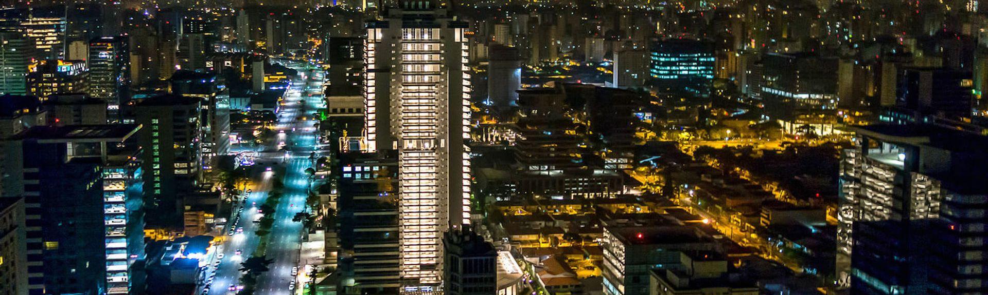 Itaim Bibi, São Paulo, São Paulo, Brasilien