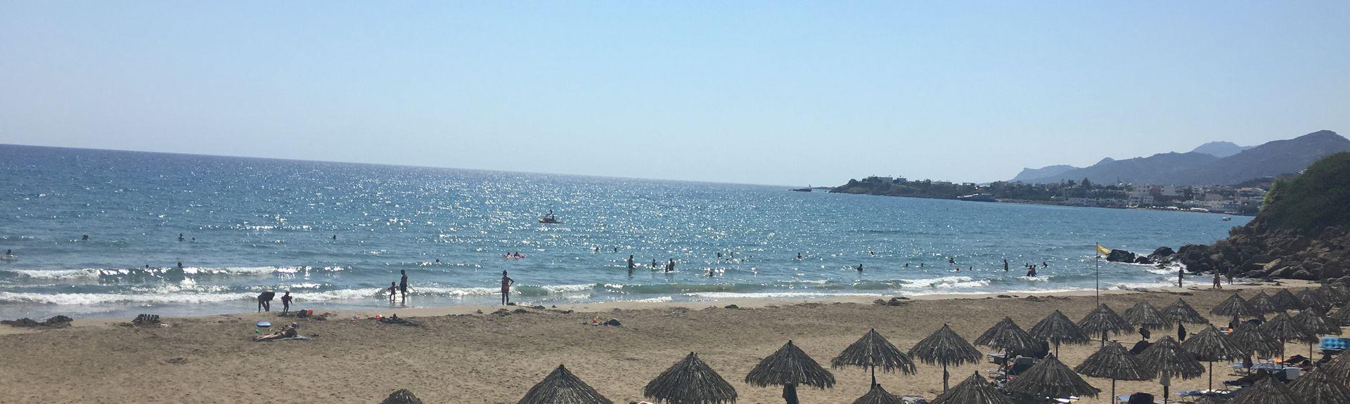 Ferma, Kreetan saari, Kreikka