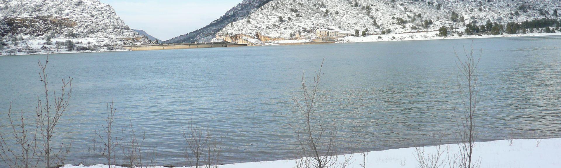 Cretas, Aragon, Espagne