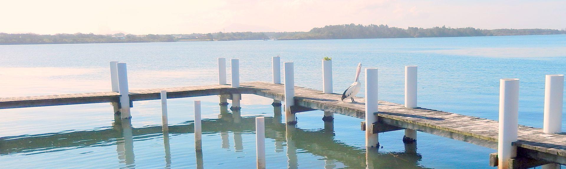 Diamond Beach, Diamond Beach, New South Wales, Australië