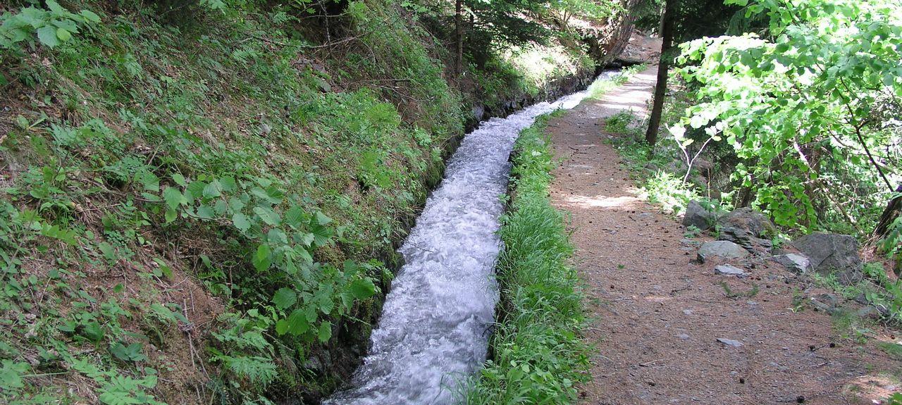 Taufers im Münstertal, Trentino-Alto Adige, Italia