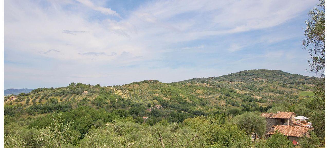 Campiglia D'orcia, Tuscany, Italy
