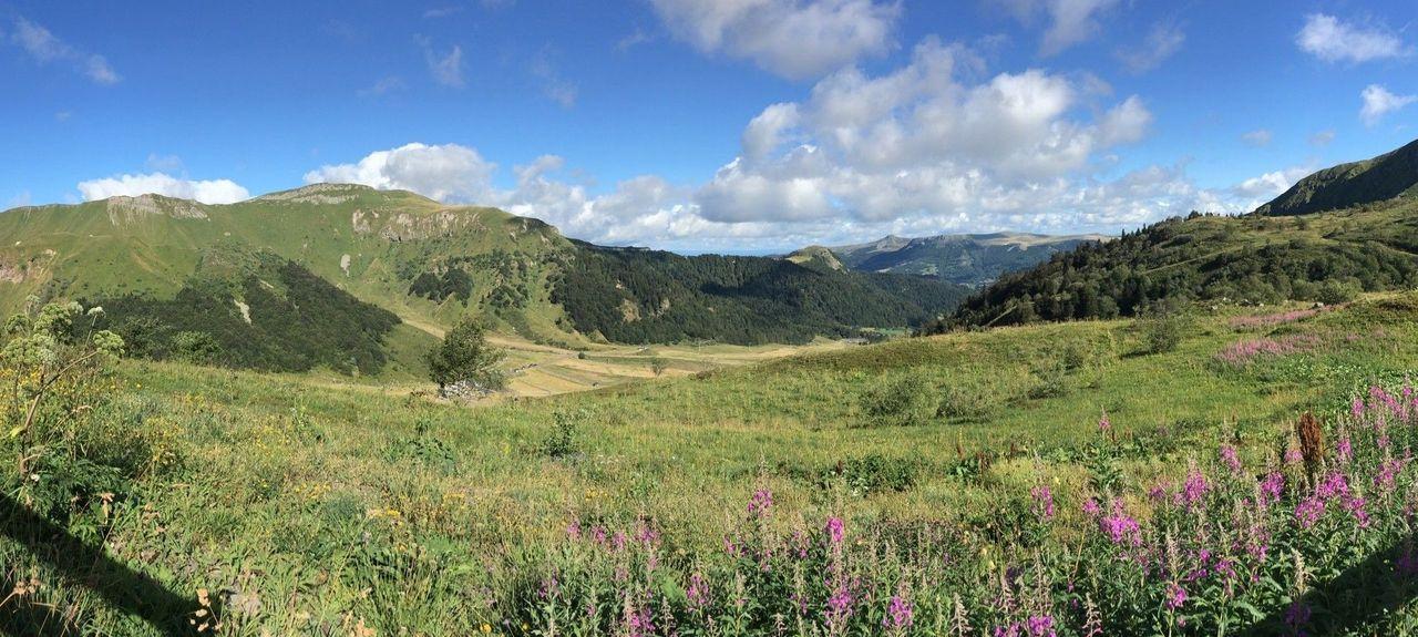 Puy de Sancy, Mont-Dore, Auvergne-Rhône-Alpes, Frankreich