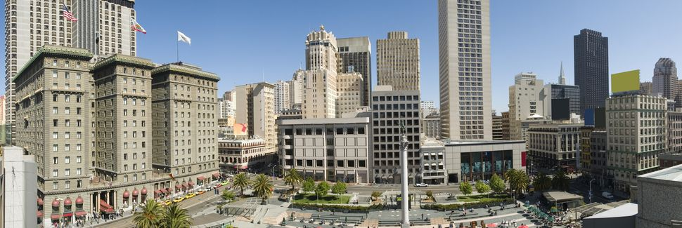 Union Square, San Francisco, California, Estados Unidos