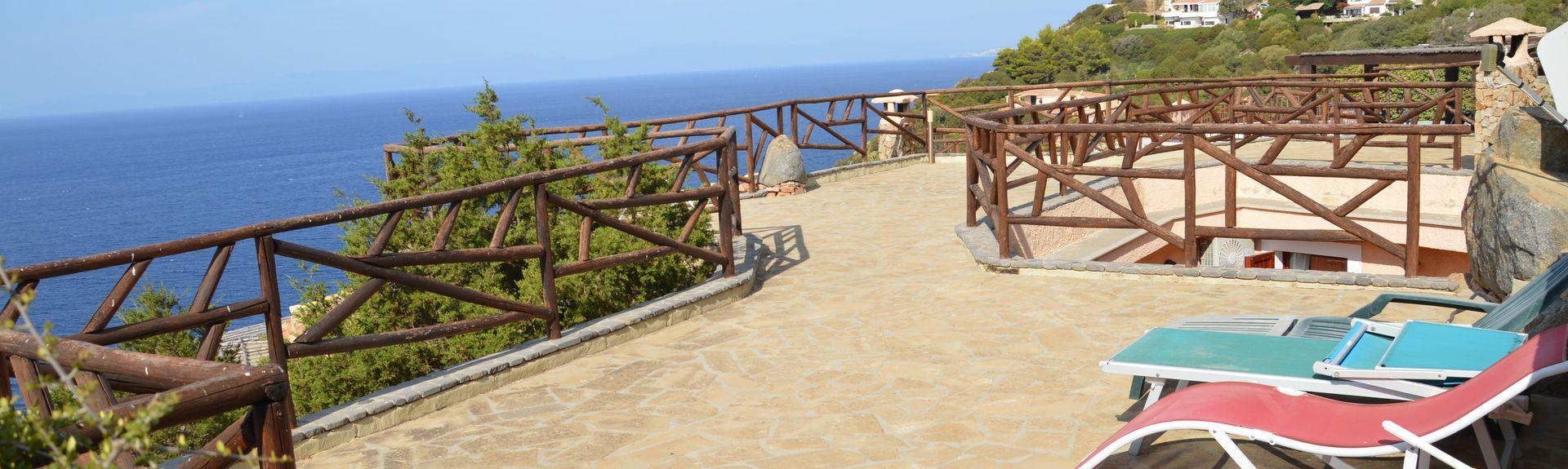 Plaża Colostrai, Muravera, Sardynia, Włochy