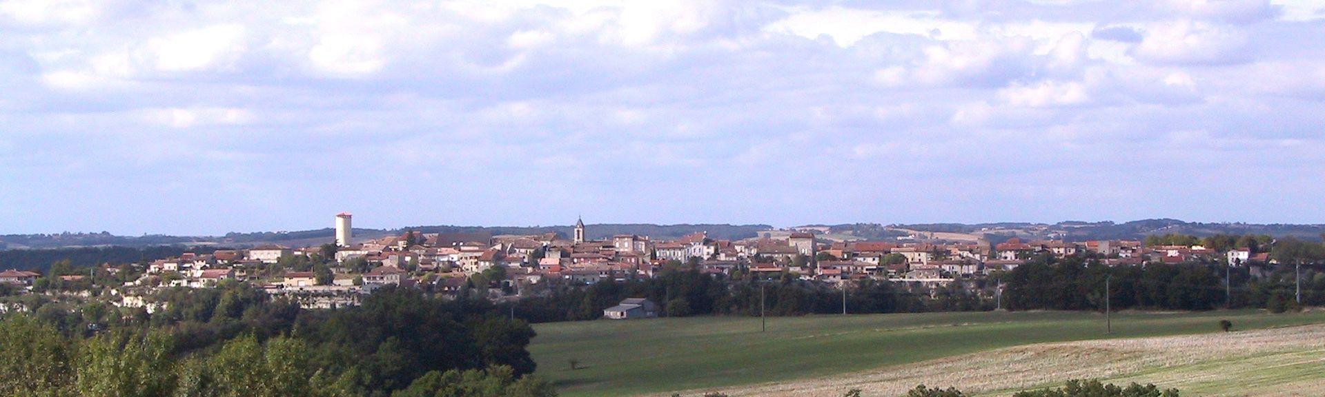 Cauzac, France