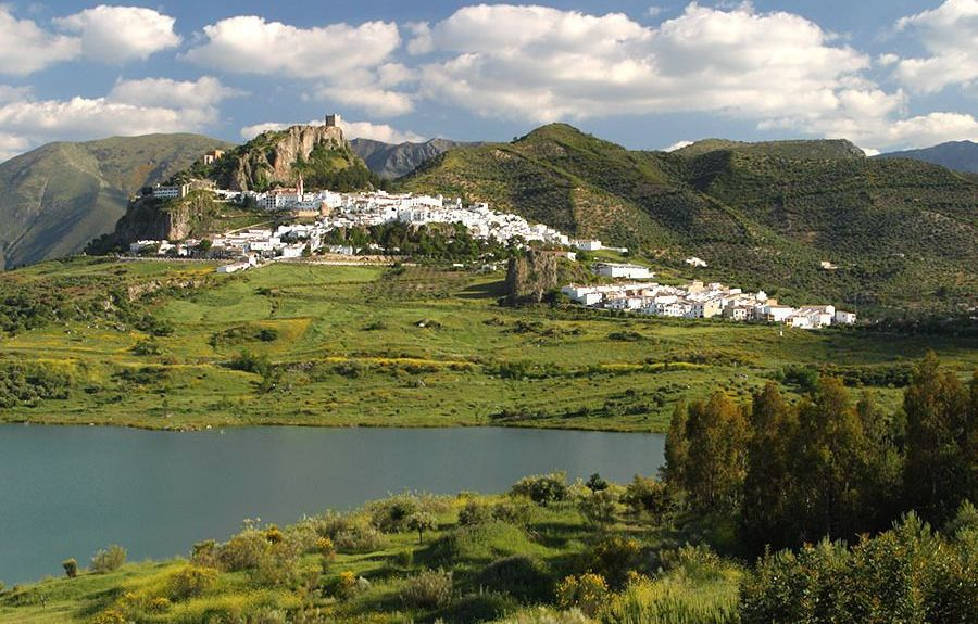 El Bosque, Andalusia, Spain