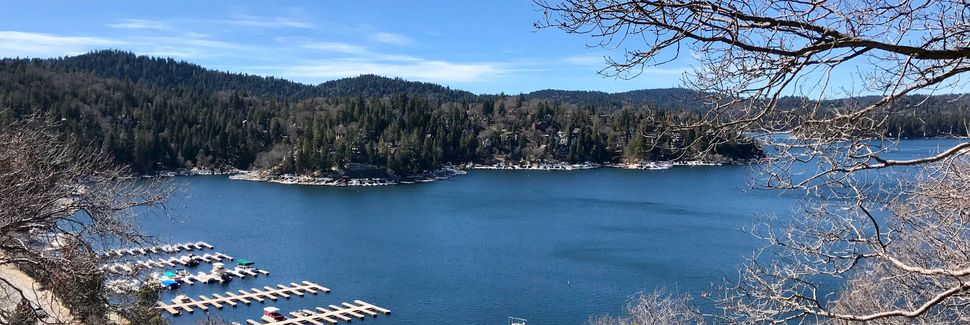 Lake Arrowhead Village, Lake Arrowhead, Californië, Verenigde Staten