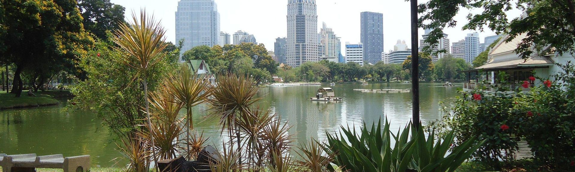 Lumphini Park, Bangkok, Bangkok (province), Thailand