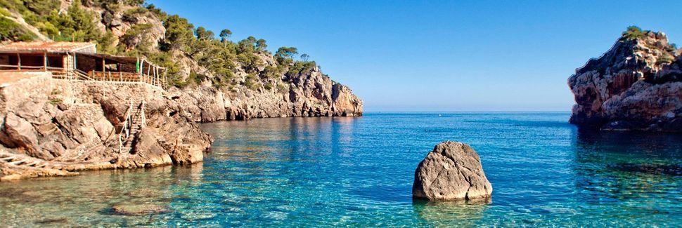Estellencs, Baleary, Hiszpania