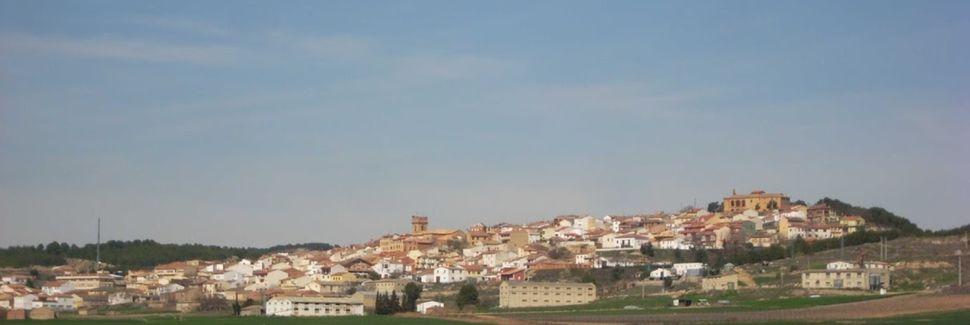 Alcanadre, La Rioja, Spanien