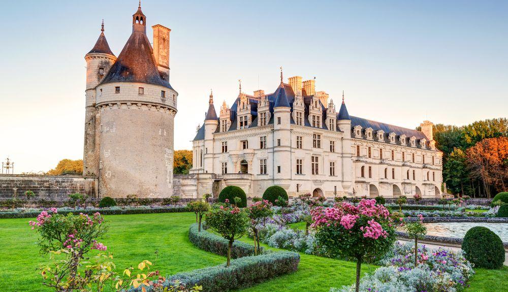 Kraje Loary, Francja