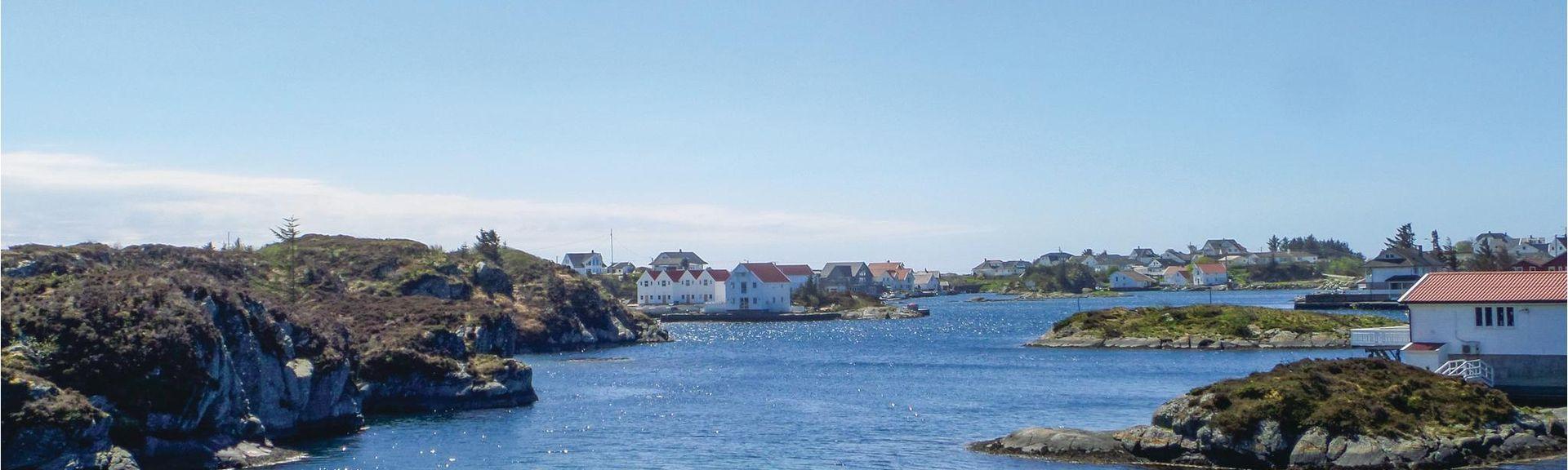 Åkrehamn, Karmoy, Rogaland (county), Norway