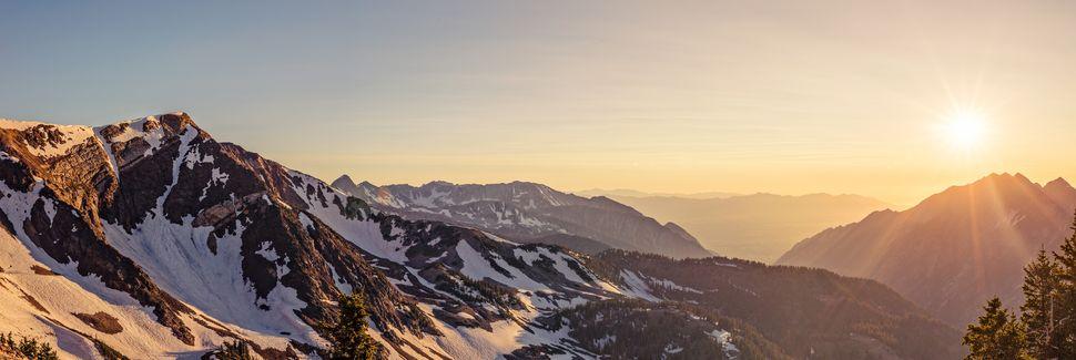 Estación de esquí de Snowbird, Utah, Estados Unidos