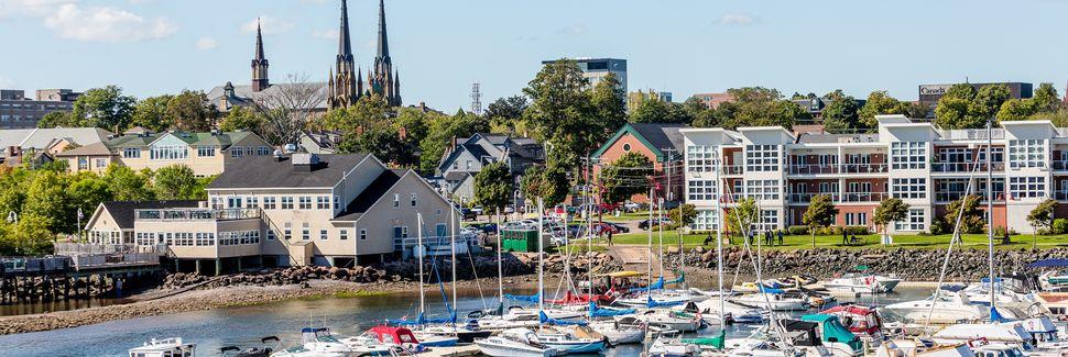Charlottetown, Wyspa Księcia Edwarda, Kanada