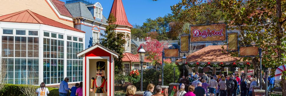 Dollywood, Pigeon Forge, TN, USA
