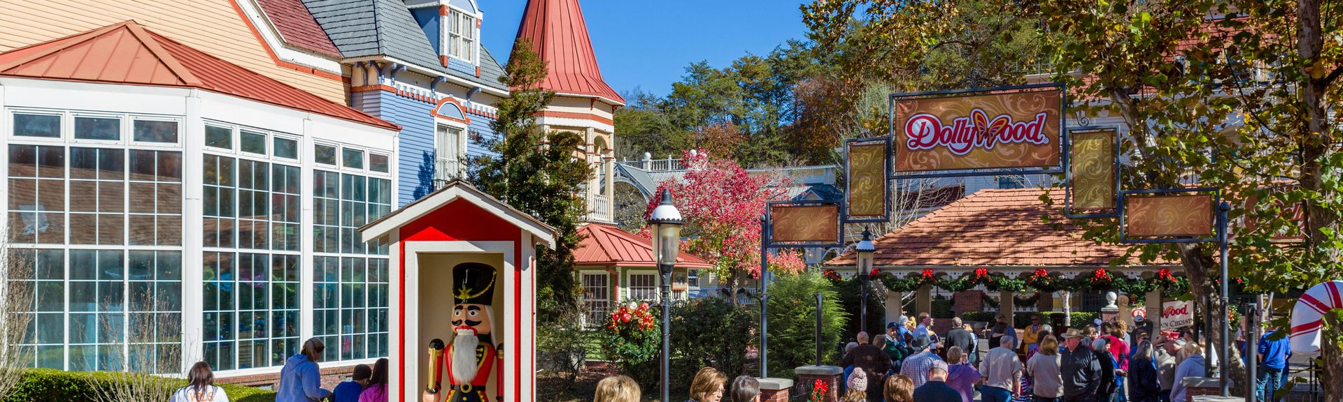 Dollywood, Pigeon Forge, Tennessee, Stati Uniti d'America