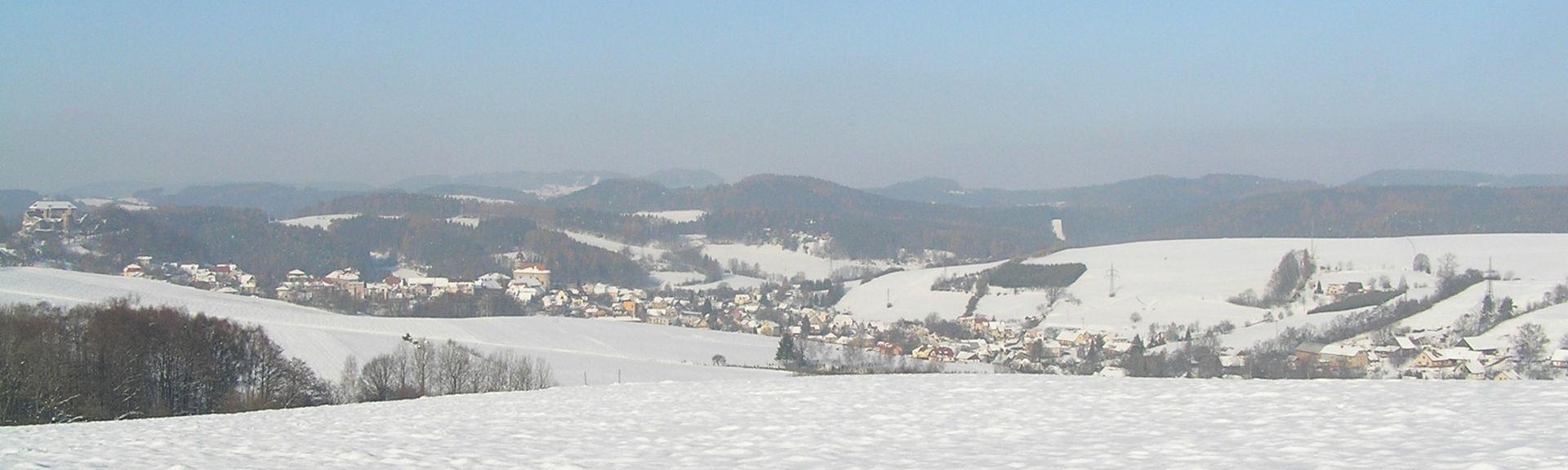Horní Brusnice, Hradec Kralove Region, Tschechische Republik