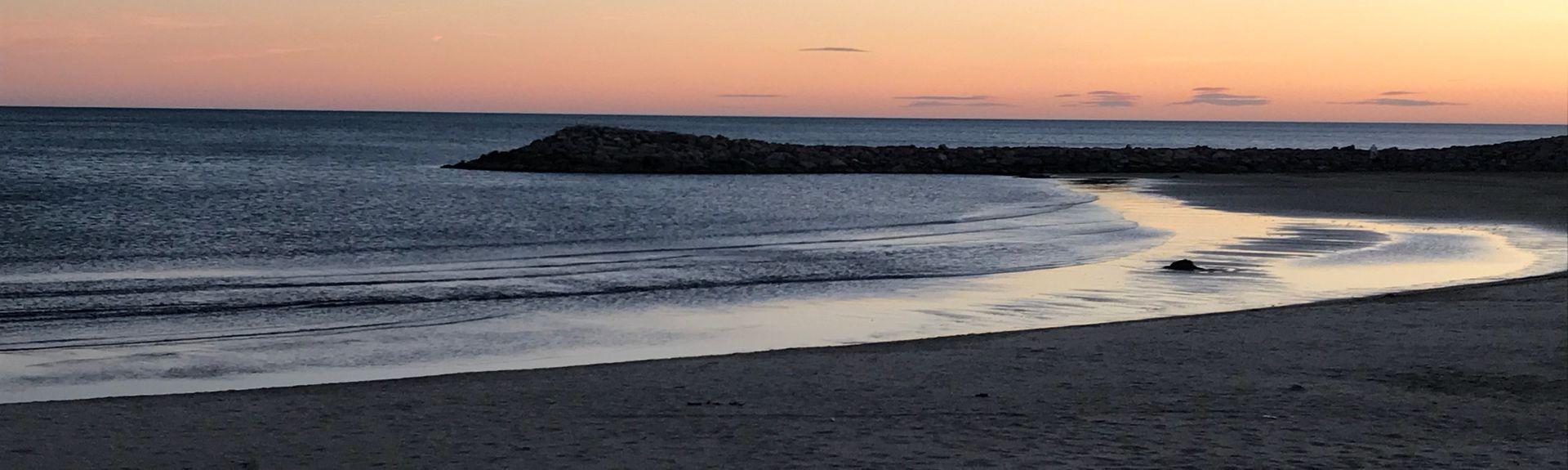 Espiguette Beach, Le Grau-Du-Roi, Gard, France