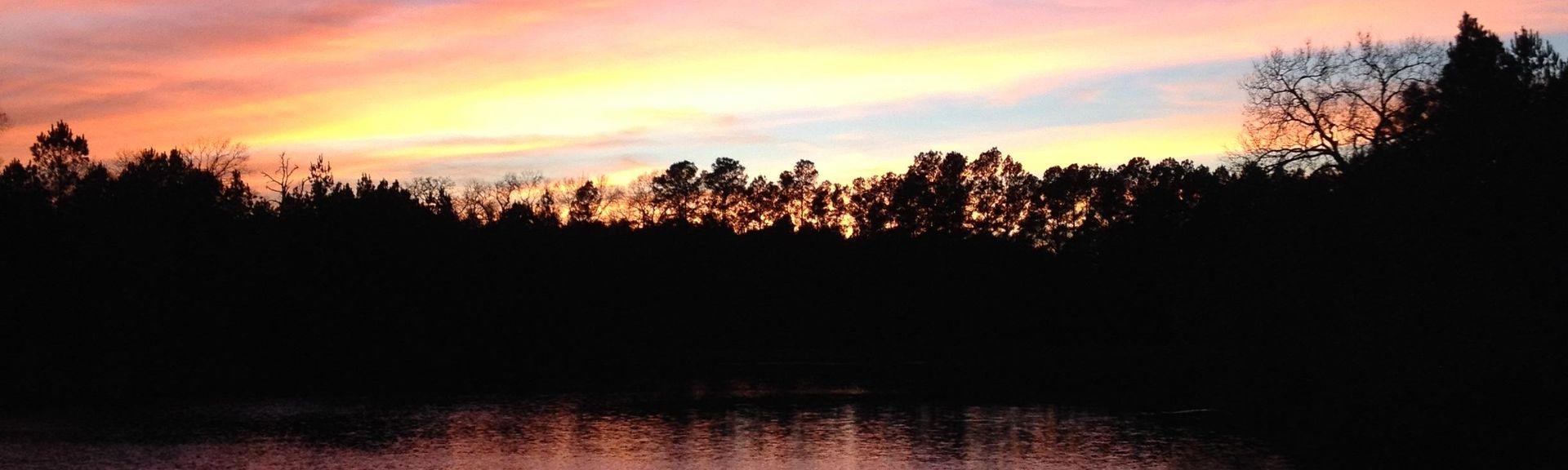 Ratcliff Lake, Kennard, Texas, Verenigde Staten