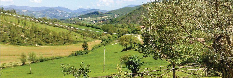 Valfabbrica, Perugia, Umbria, Italy